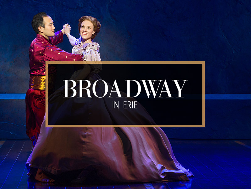 Broadway in Erie Pennsylvania - NAC Entertainment