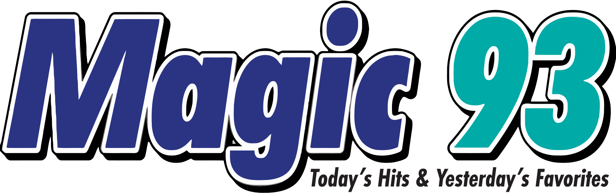 Magic 93 - Today's Hits and Yesterday's Favorites
